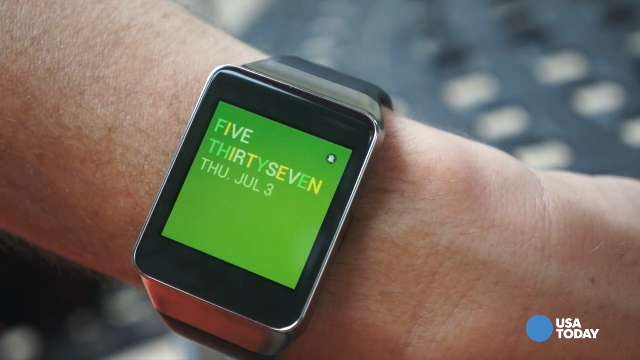 Baig: Hands on with new Android smartwatches