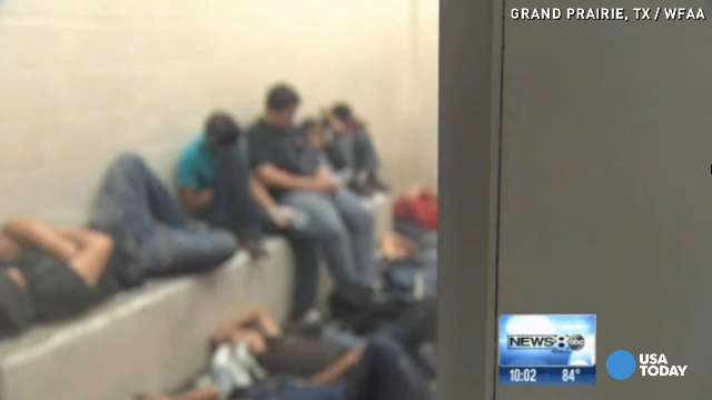 Illegal young immigrants could be held for a year