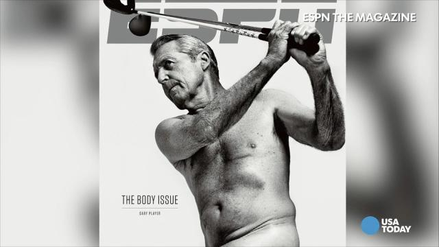 Naked athletes grace cover of ESPN's 'Body Issue' | ZoomIN