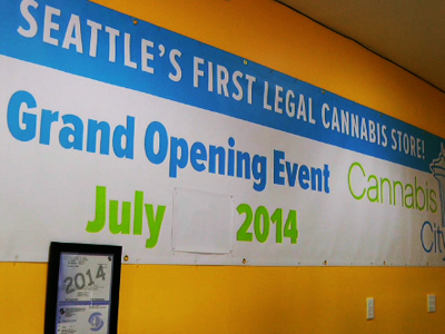 First sales of legal pot to begin in Washington
