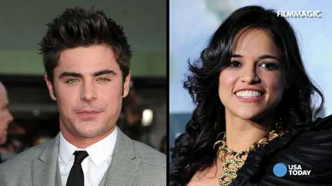 Wait, Zac Efron is kissing who?! | DailyDish