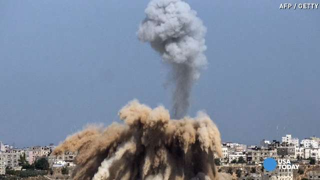 Deadly violence ramps up in Gaza | USA NOW
