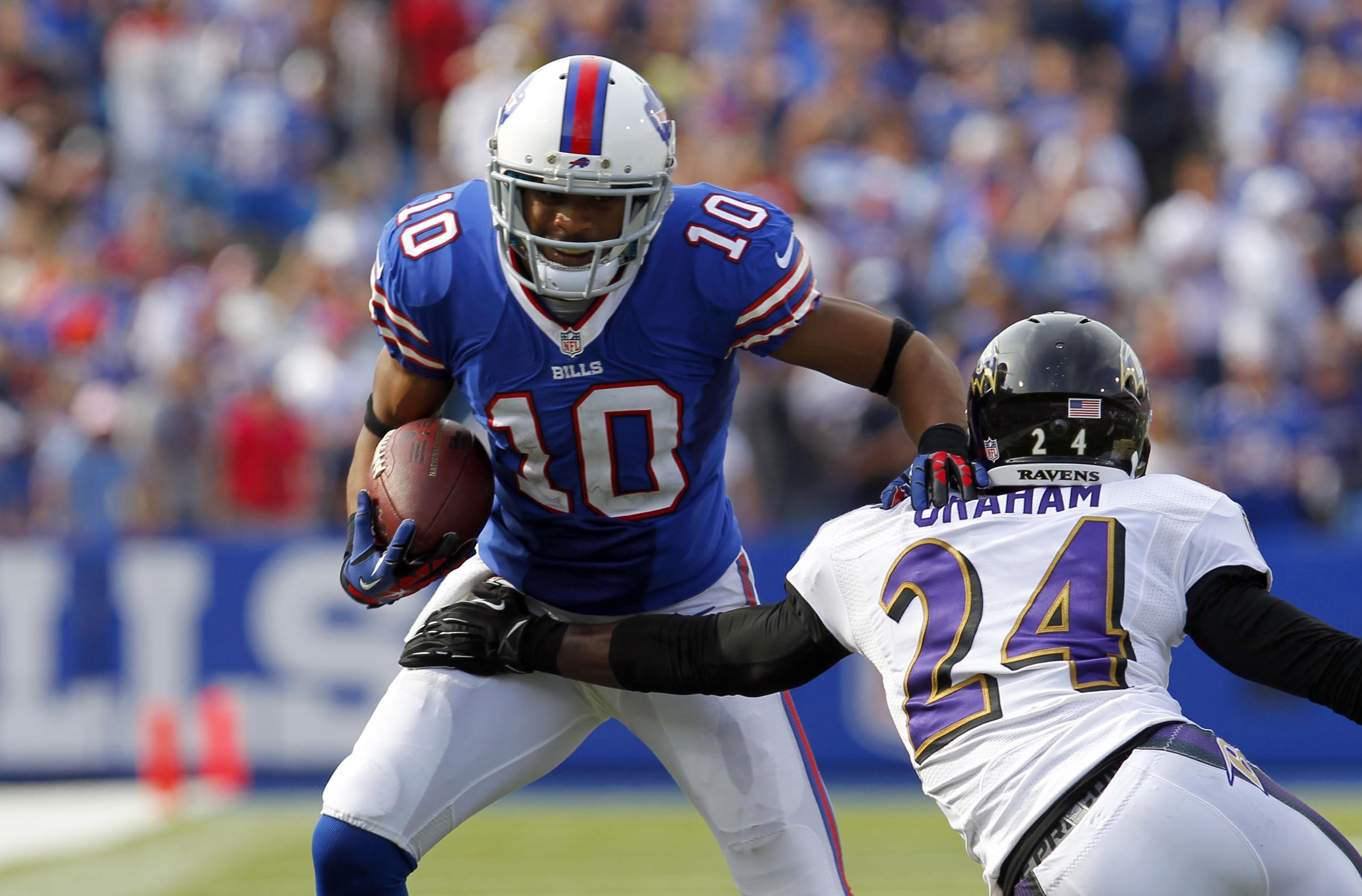 Three potential breakout players for the Bills