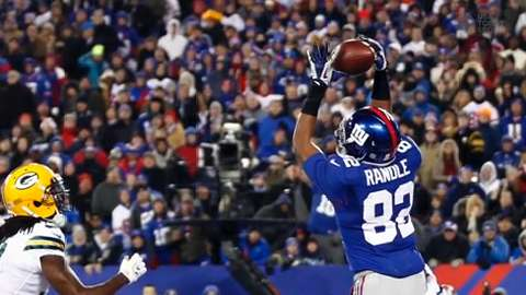 Randle and two more Giants players could be in line for a big season
