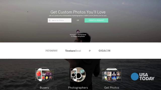 Snapwire turns anyone into a freelance photographer.
