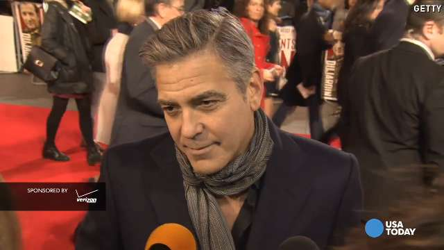 George Clooney rejects 'Daily Mail' apology   USA NOW