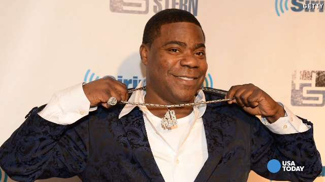 Tracy Morgan released from hospital, takes on Wal-Mart