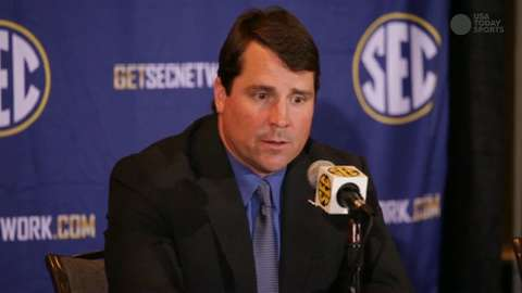 SEC Media Days: Will Muschamp on the status of the...