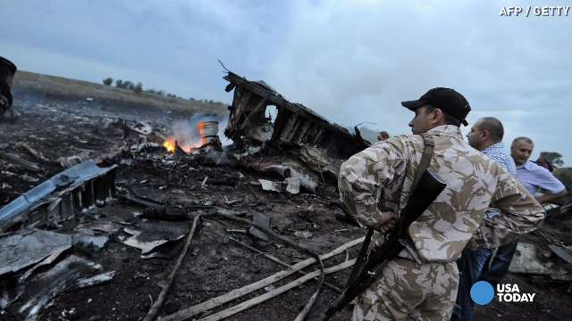 Early U.S. analysis finds pro-Russia rebels downed plane