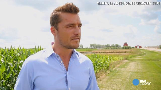 Chris soules from the bachelorette talks about the difficulty of tv