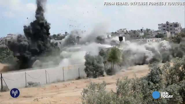Two Americans killed in Israel-Hamas conflict   USA NOW