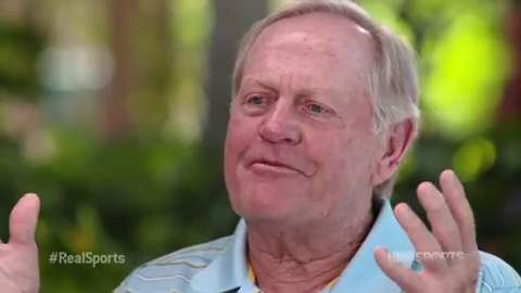 Jack Nicklaus: Golf 'needs to be a game for the masses'