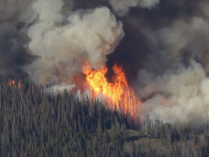 Washington wildfire largest in state history