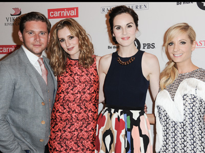 'Downton' cast on the transition into season 5