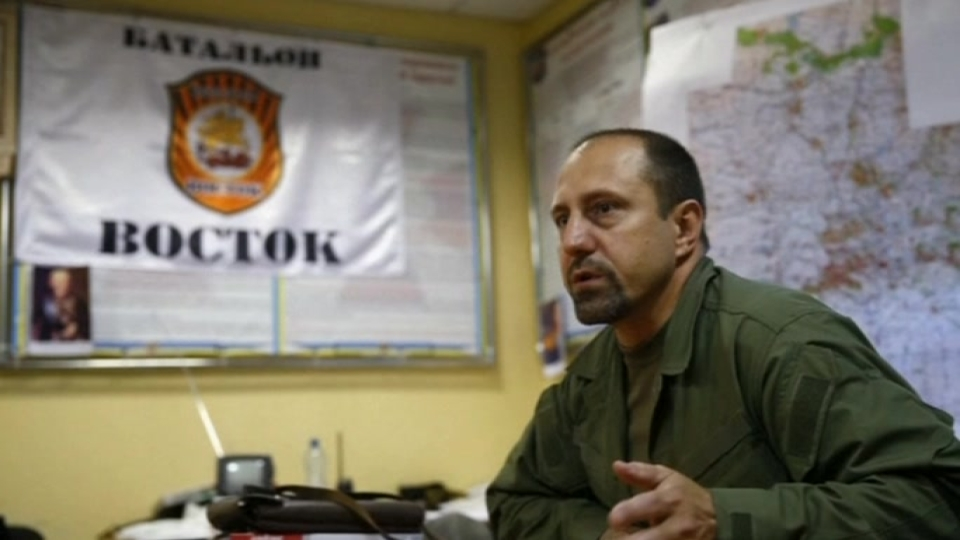 Rebel commander acknowledges fighters had missile