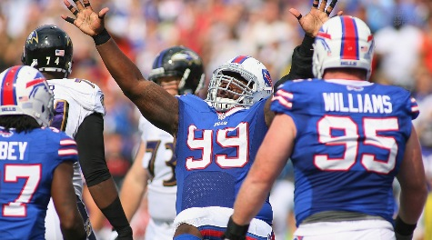 Dareus' issues could leave defensive hole for Bills