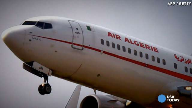 No survivors found in Air Algerie crash | USA NOW