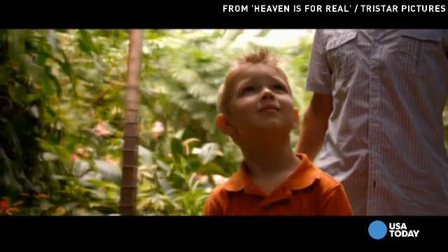 Hot on Demand: 'Heaven Is for Real' faithful to book