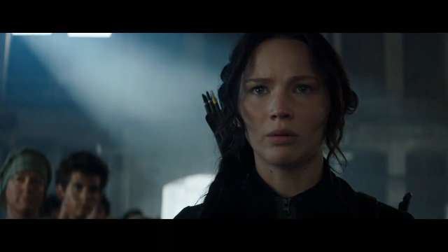 Trailer: 'The Hunger Games: Mockingjay Part 1'