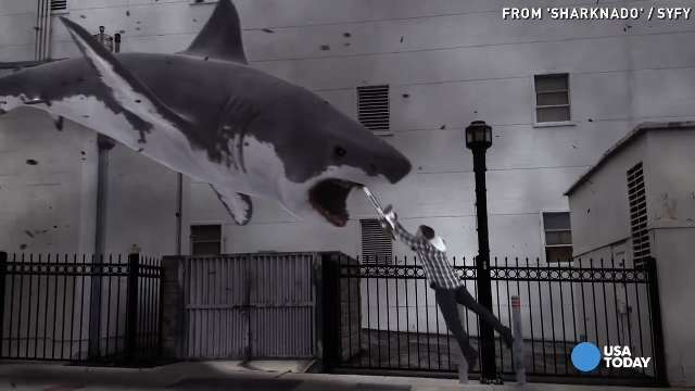 'Sharknado 2' promises meme-worthy moments