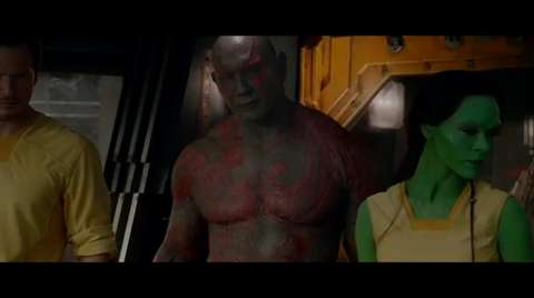 Exclusive clip: Meet Drax of 'Guardians of the Galaxy'