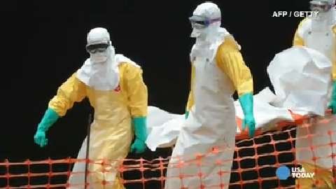 Officials scramble to contain Ebola virus | USA NOW