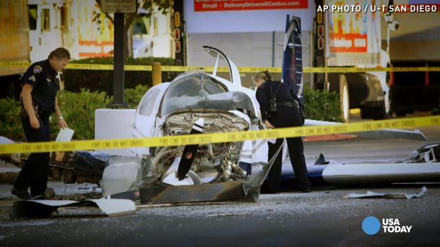 Costco plane crash kills 80-year-old woman | USA NOW