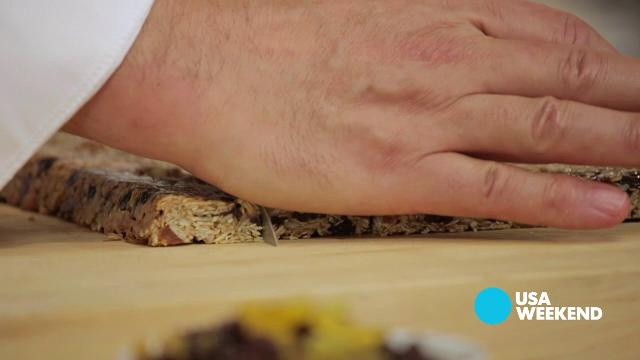 Chef Bill: How to cut fruity oat bars