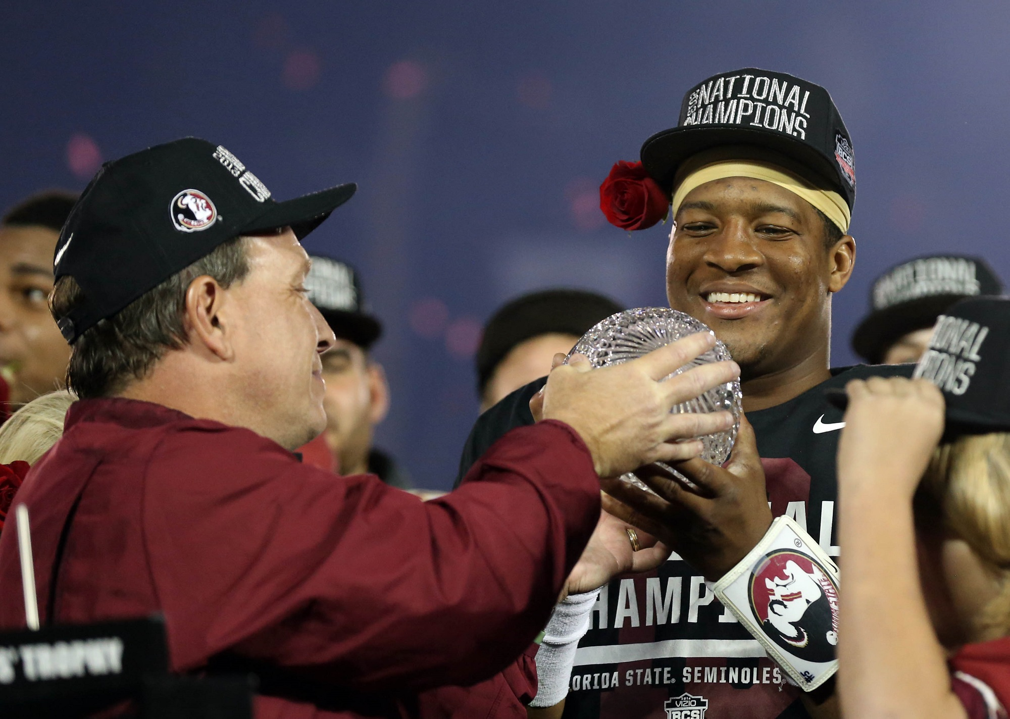 Florida State star quarterback Jameis Winston's career highlights