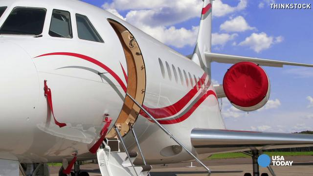 $1M spent on senators' private flights last year