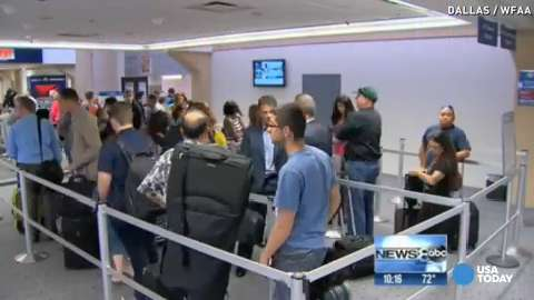 TSA offering $15K for ideas to speed up security lines