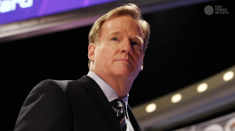 Goodell defends Ray Rice suspension