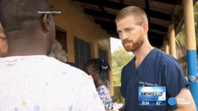 Liberians pray for doctor with Ebola in his hometown