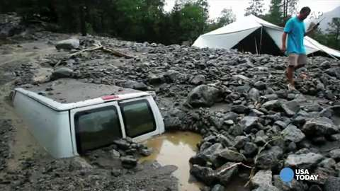 California digging out of deadly mudslide | USA NOW