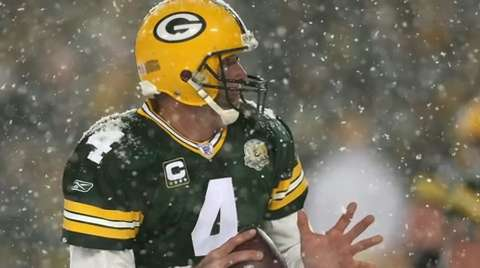 Brett Favre: 'Time to come back' to Green Bay