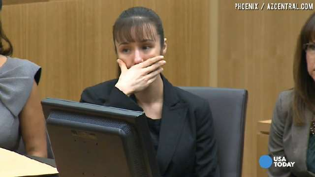 Jodi Arias to represent herself at death-penalty trial