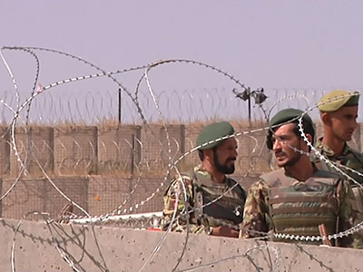 Afghan base attack kills US soldier, wounds 15
