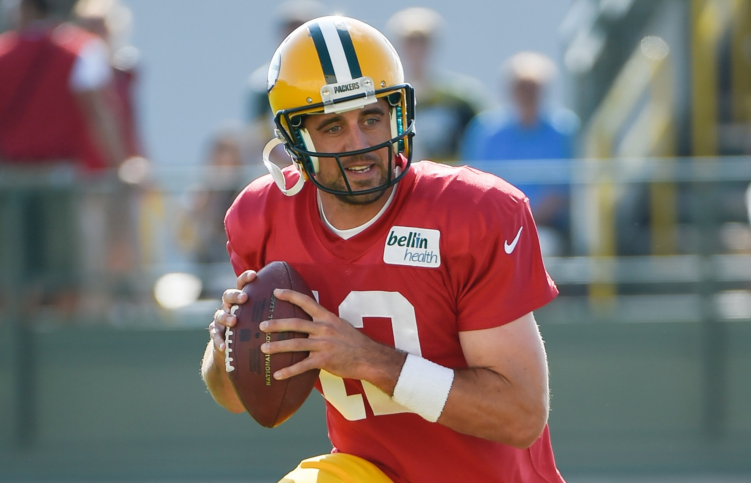 Healthy Packers feel like an NFC contender