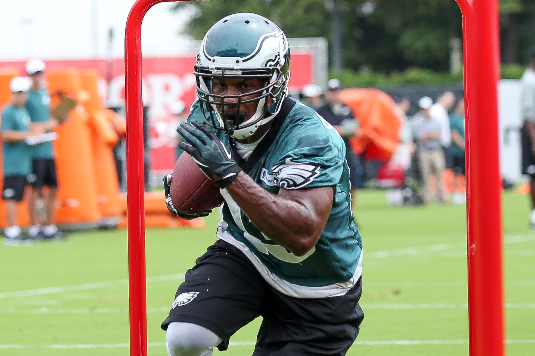 Can Darren Sproles replace DeSean Jackson for the Eagles?