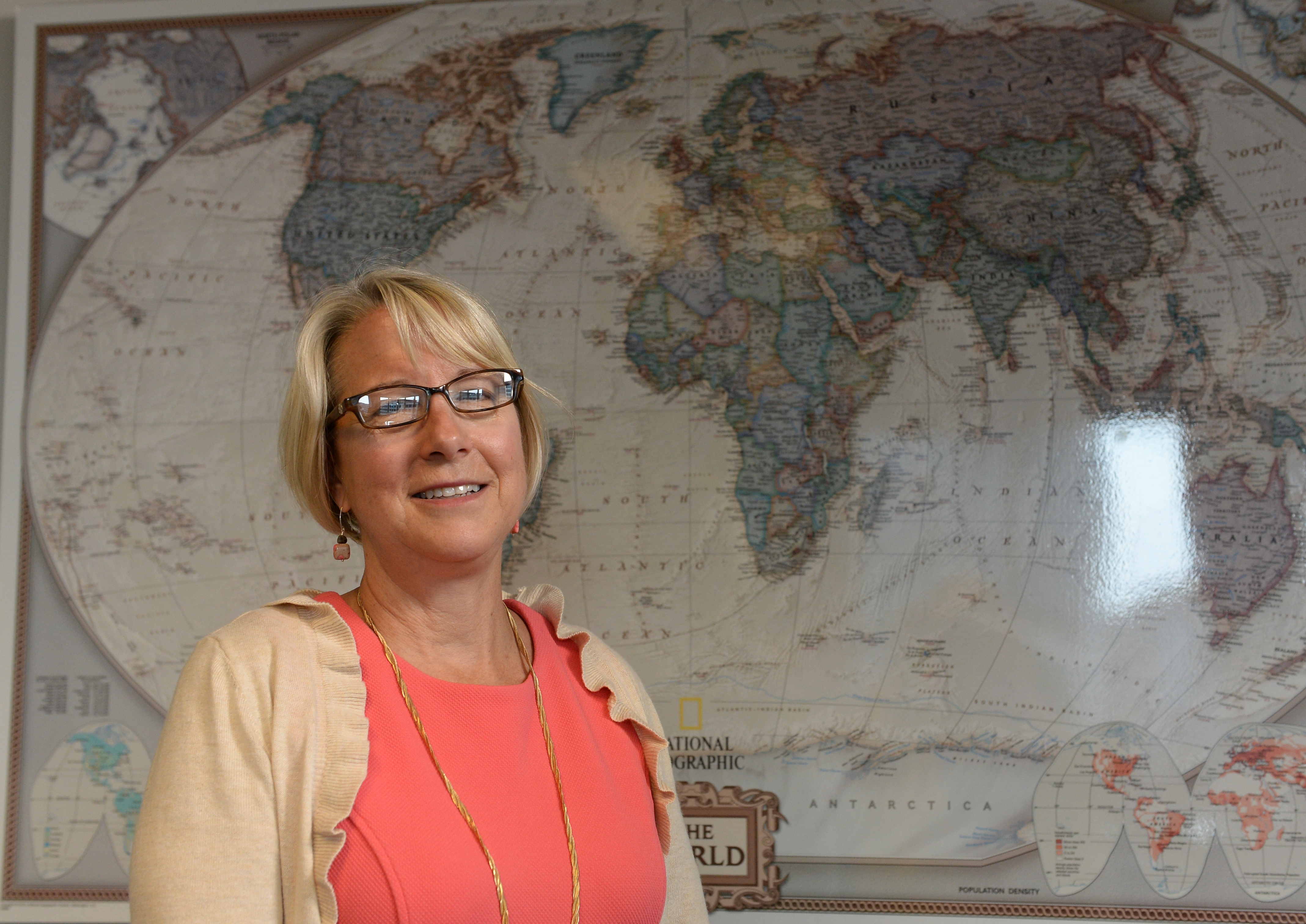 Peace Corps Director Carrie Hessler-Radelet speaks about the difficult decision to pull volunteers from West Africa due to the Ebola outbreak and when they will be able to return to service on Capital Download with Susan Page.