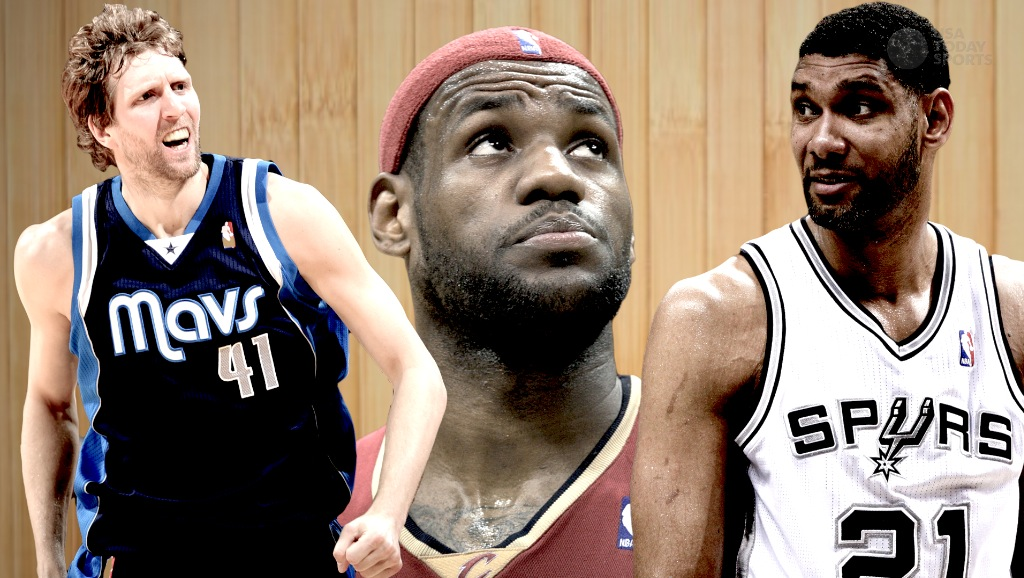 Five most underpaid NBA players: LeBron and ...