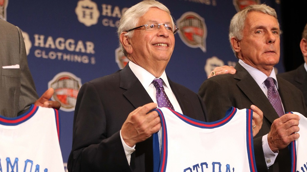 Hall to enshrine NBA's greatest executive