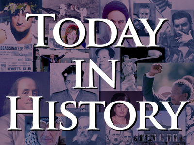 Today in History August 7