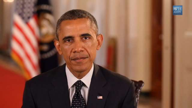 Obama: U.S. can't look away from Iraq crisis