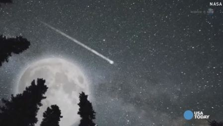 Supermoon steals the spotlight from meteors | USA NOW