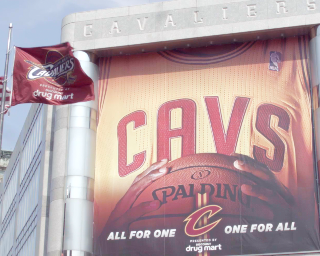 Cleveland forgives and can't wait to cheer for Lebron