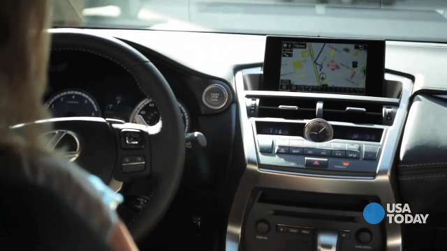 Tech Now: On the road with new car tech