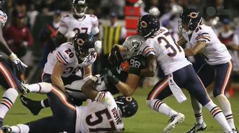 Many new faces on revamped Bears defense