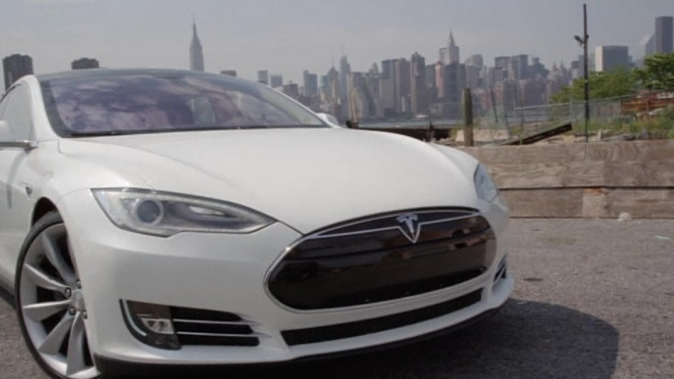 Consumer reports' yield signal on Tesla
