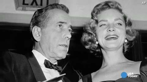 Legendary actress Lauren Bacall has died at age 89